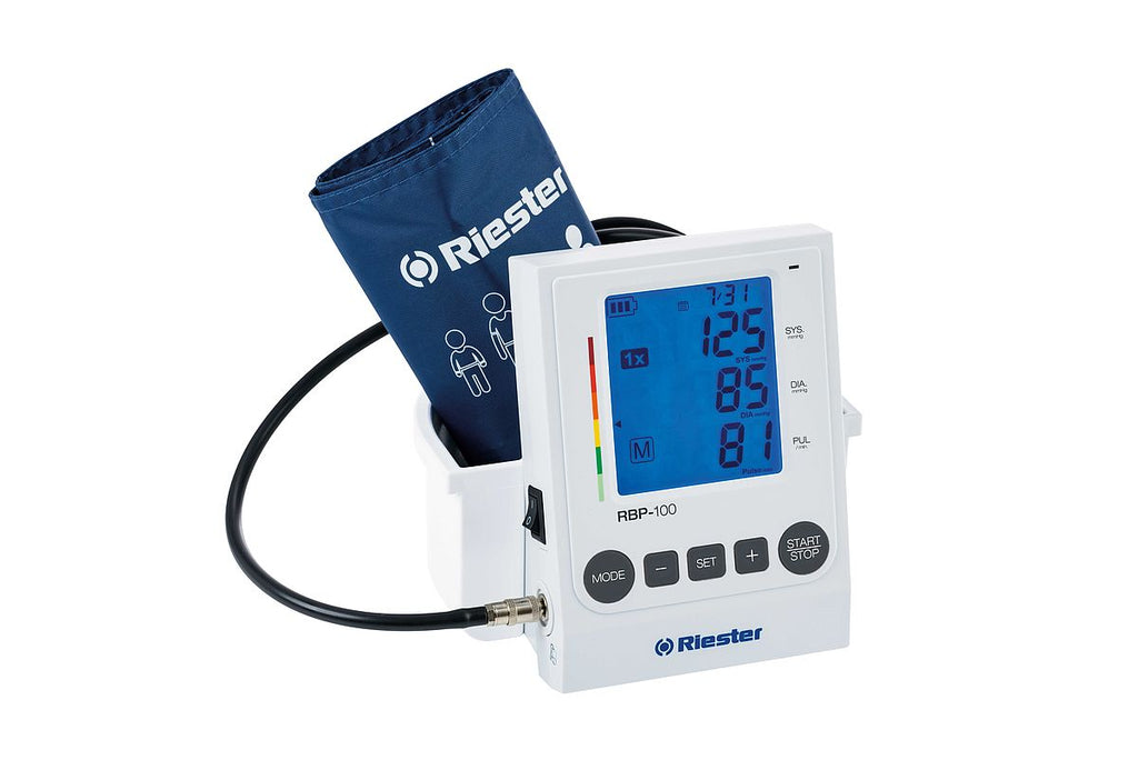 RBP-100 Automatic Blood Pressure MonitorRiesterBlood Pressure Cuff KitAOSS Medical Supply