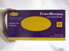 1000 TrueDerma® Latex Medical Exam Disposable, Powder-Free (Nitrile-Free) 1000 / case