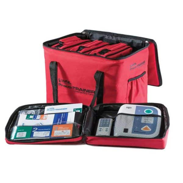 AED Practi-Trainer - Bilingual - Pack of 4NascoAED Practi-TrainerAOSS Medical Supply