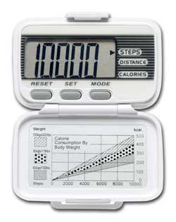 The LifeSource Digital Pedometer, AOSS Medical Supply