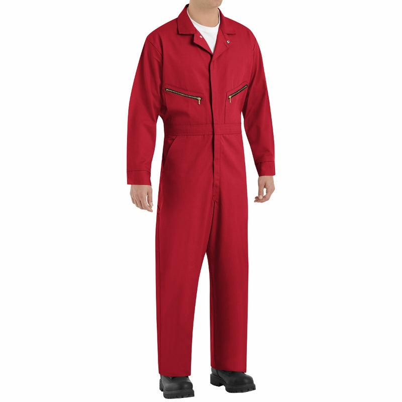 Red Kap Twill Action Back CoverallAOSS Medical SupplyJumpsuitAOSS Medical Supply