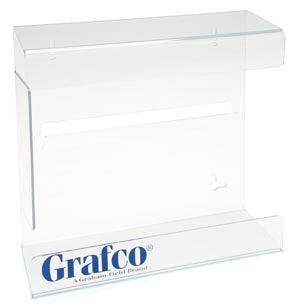 Glove Box Holder Graham Field Grafco® Clear - Single, Double, Triple - AOSS Medical Supply