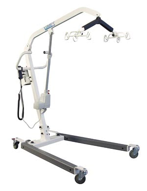 Lumex® Easy Lift Patient Lifting System: 400 lb weight capacityLumexPatient Lifting SystemAOSS Medical Supply