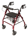 Walkabout Lite 4-Wheel Rollator