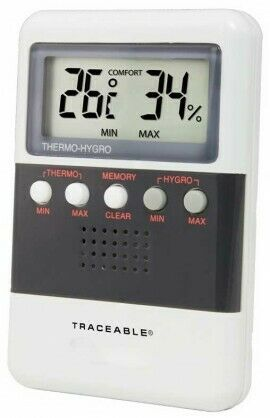 Traceable 4096 Digital Humidity/Temperature Meter