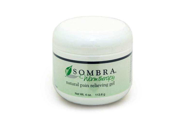 Sombra Warm Therapy Natural Pain Relieving Gel, 4 oz.AOSS Medical SupplyPain Relieving GelAOSS Medical Supply