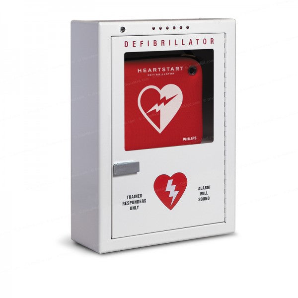 Philips Defibrillator Cabinet, Premium, Wall SurfacePhilipsAED AccessoriesAOSS Medical Supply