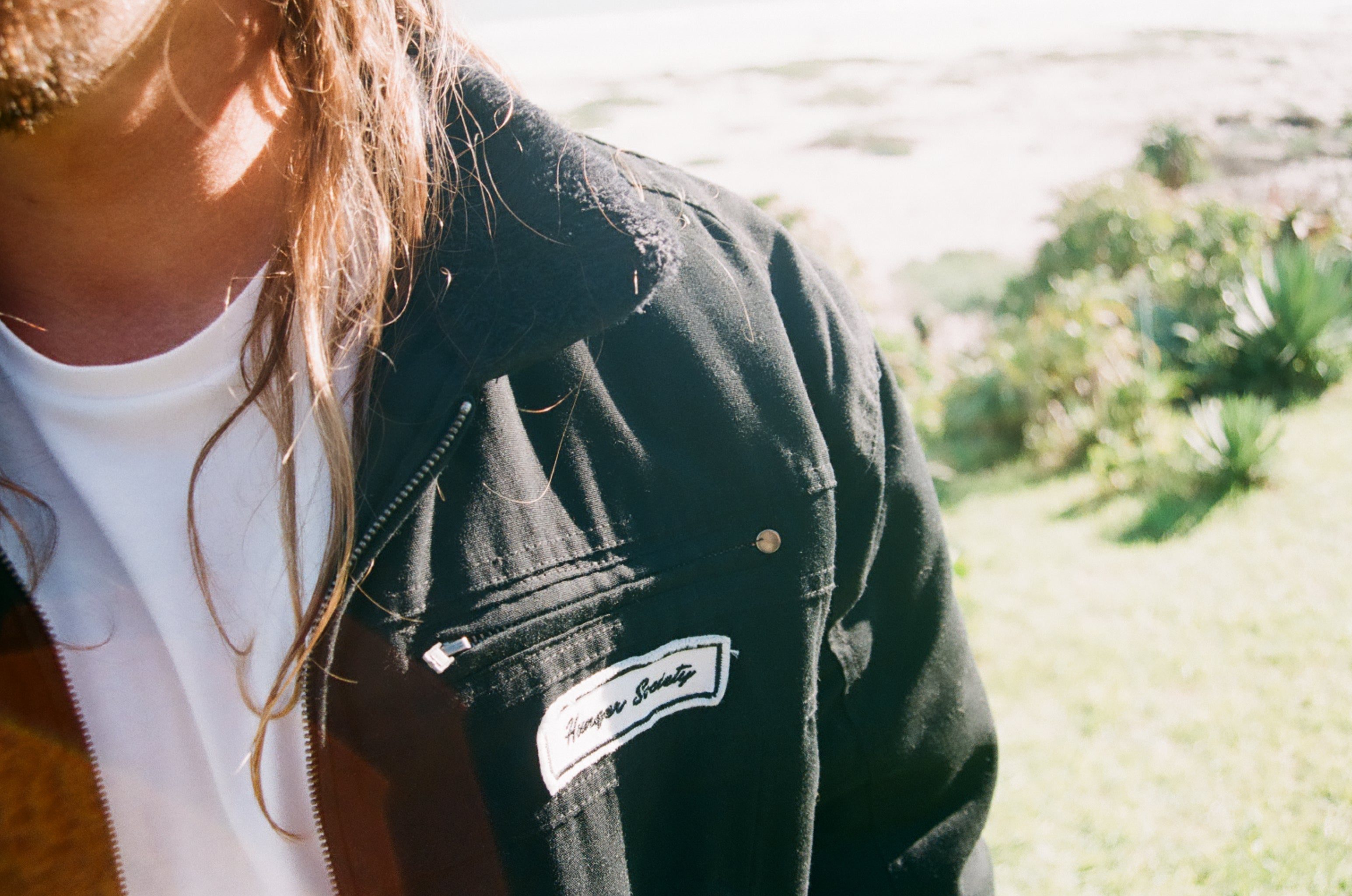 'Workshop' Jacket