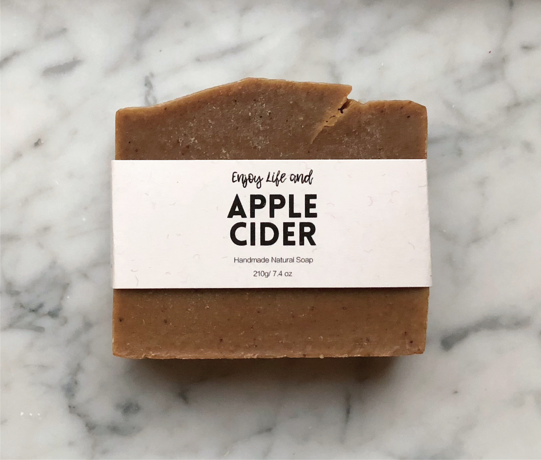 Apple Cider Soap 蘋果肉桂皂