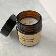 Mosquito Repellent Soy Wax Candle 天然驅蚊大豆蠟燭
