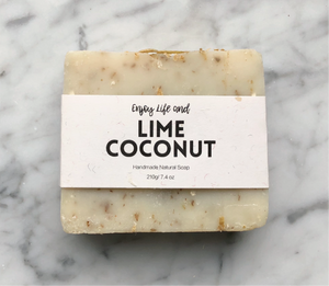 Lime Coconut Soap 青檸椰子皂