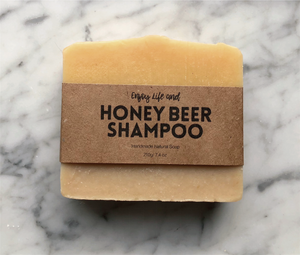 Honey Beer Shampoo Bar 蜜糖啤酒洗髮皂