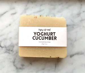 Yoghurt Cucumber Soap 乳酪青瓜皂