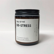 De-stress Soy Wax Candle 壓力舒緩香薰蠟燭