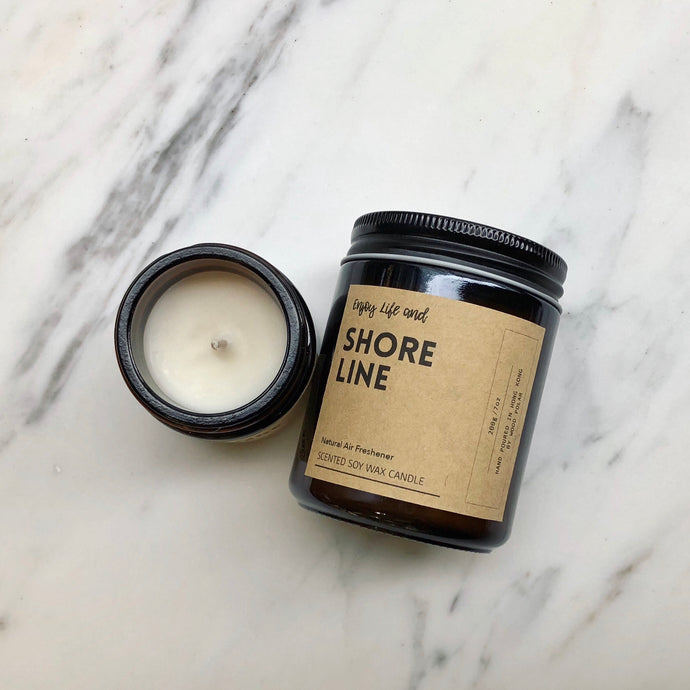 Shoreline Soy Wax Candle 海岸風大豆蠟燭