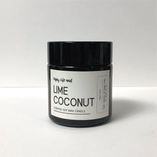 Lime & Coconut Soy Wax Candle 青檸椰子大豆蠟燭