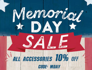Memorial Day Deal: 10% OFF Military Art Wax Seal & Sealing Accessories!