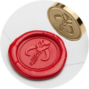 Pop Culture Wax Seal Stamp - Star Wars, Game of Thrones, Harry Potter, Assassin's Creed, etc.