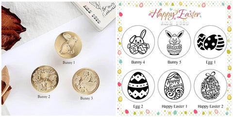 Easter Wax Seal Stamp