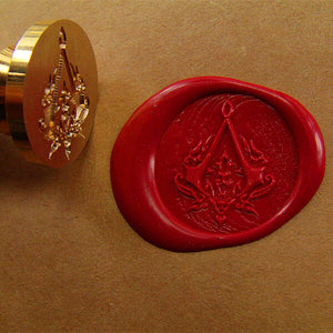 Assassin Insignia Wax Seal Stamp