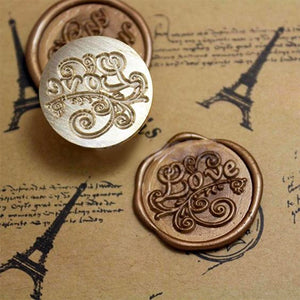 Generic Greeting Wax Seal Stamp