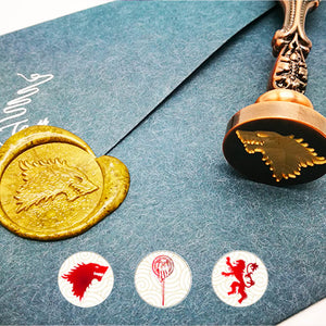 GoT Wax Seal Stamp