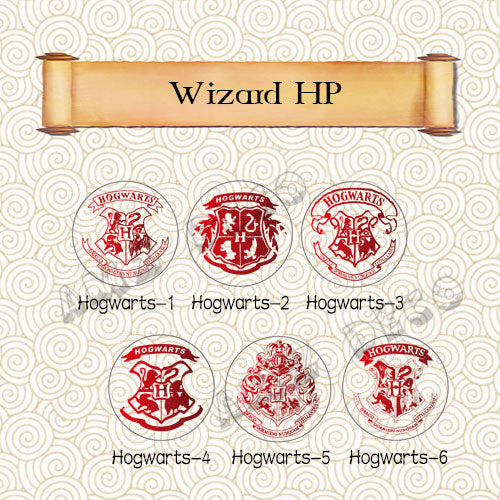 Wizard HP Wax Seal Stamp