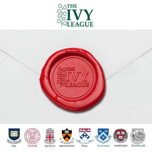 Ivy League Universities' Coats of Arms Wax Seal Stamp