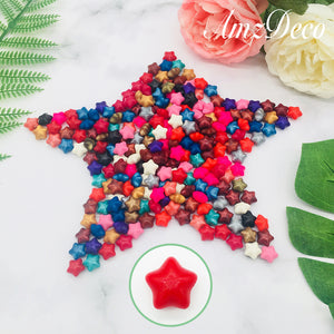 Star Shaped Sealing Wax Beads (18 Colors)