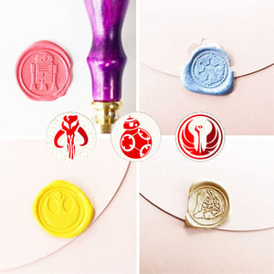 Star Wars Wax Seal Stamp
