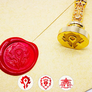 WoW Wax Seal Stamp