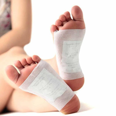 Foot Detox Pads - 10 Pack | New Feet Cleaning Pads