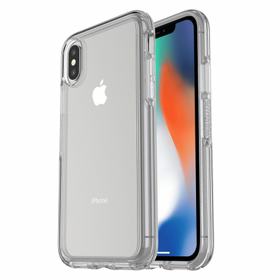 Glossy iPhone X case