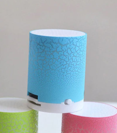 Mini LED Portable Speaker