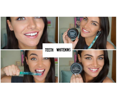 Activated Charcoal Teeth Whitening Powder | Max White