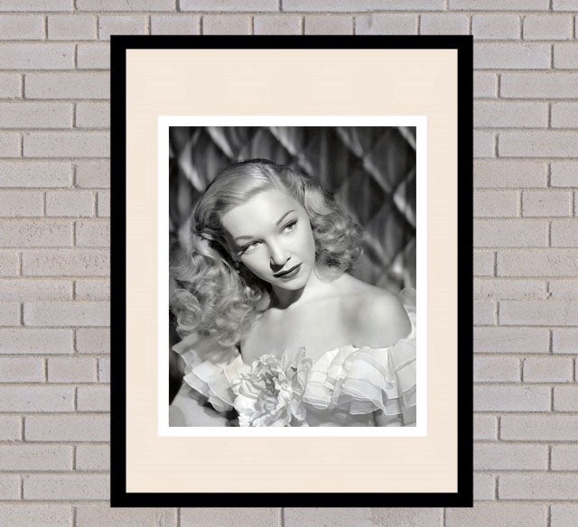 Belita Framed Wall Art Portrait