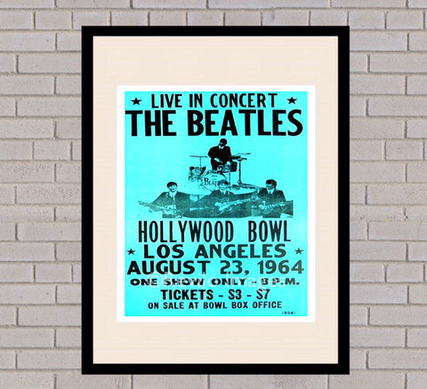 The Beatles - Hollywood Bowl 23 August 1964