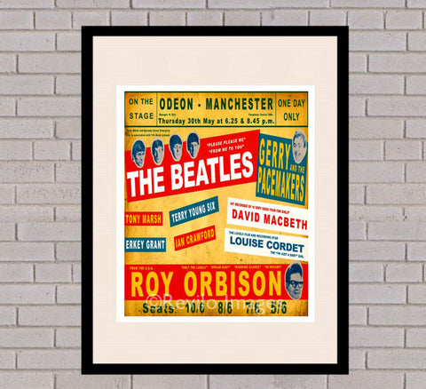 The Beatles - Manchester 30th May