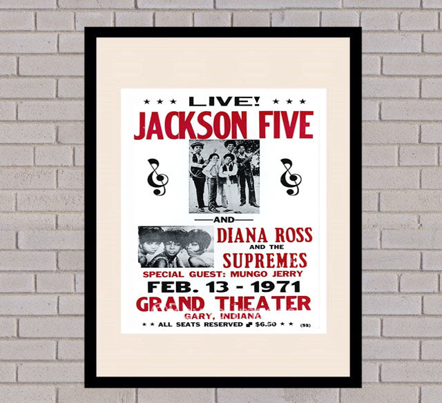 The Jackson 5 - Indiana 13th February