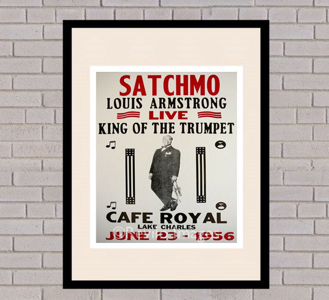 Louis Armstrong - Cafe Royal 23rd June 1956