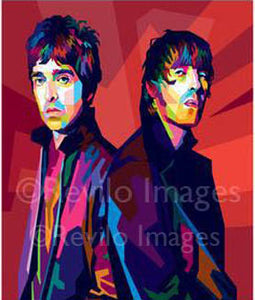 Oasis (Noel & Liam Gallagher)
