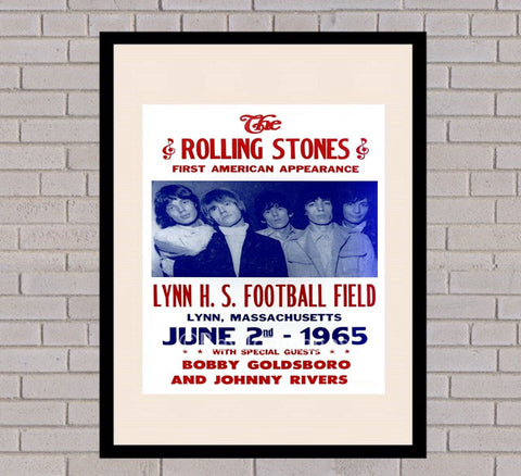 The Rolling Stones - Massachusetts 2nd June 1965