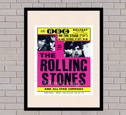 The Rolling Stones - Belfast 4th September