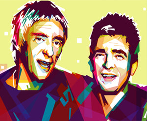 Noel Gallagher & Paul Weller