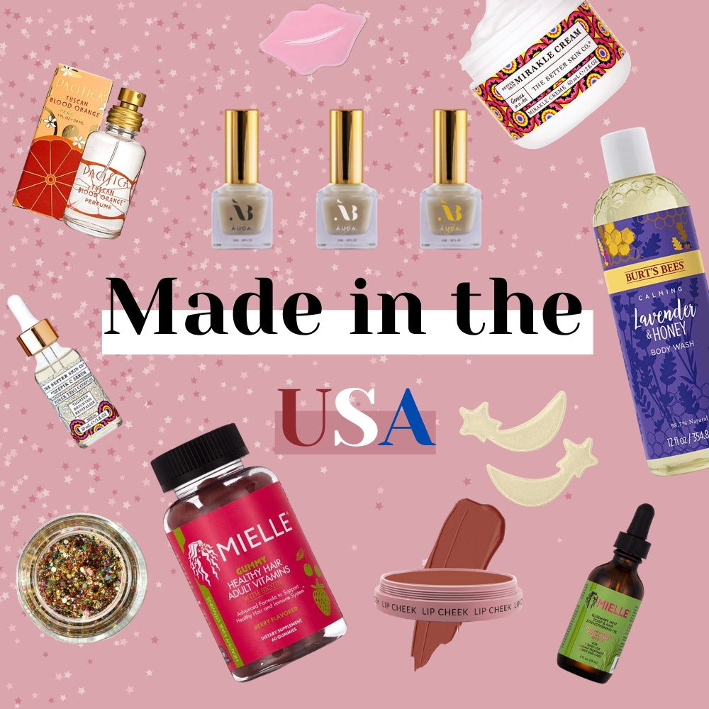 Must-Have Beauty: Made in the USA
