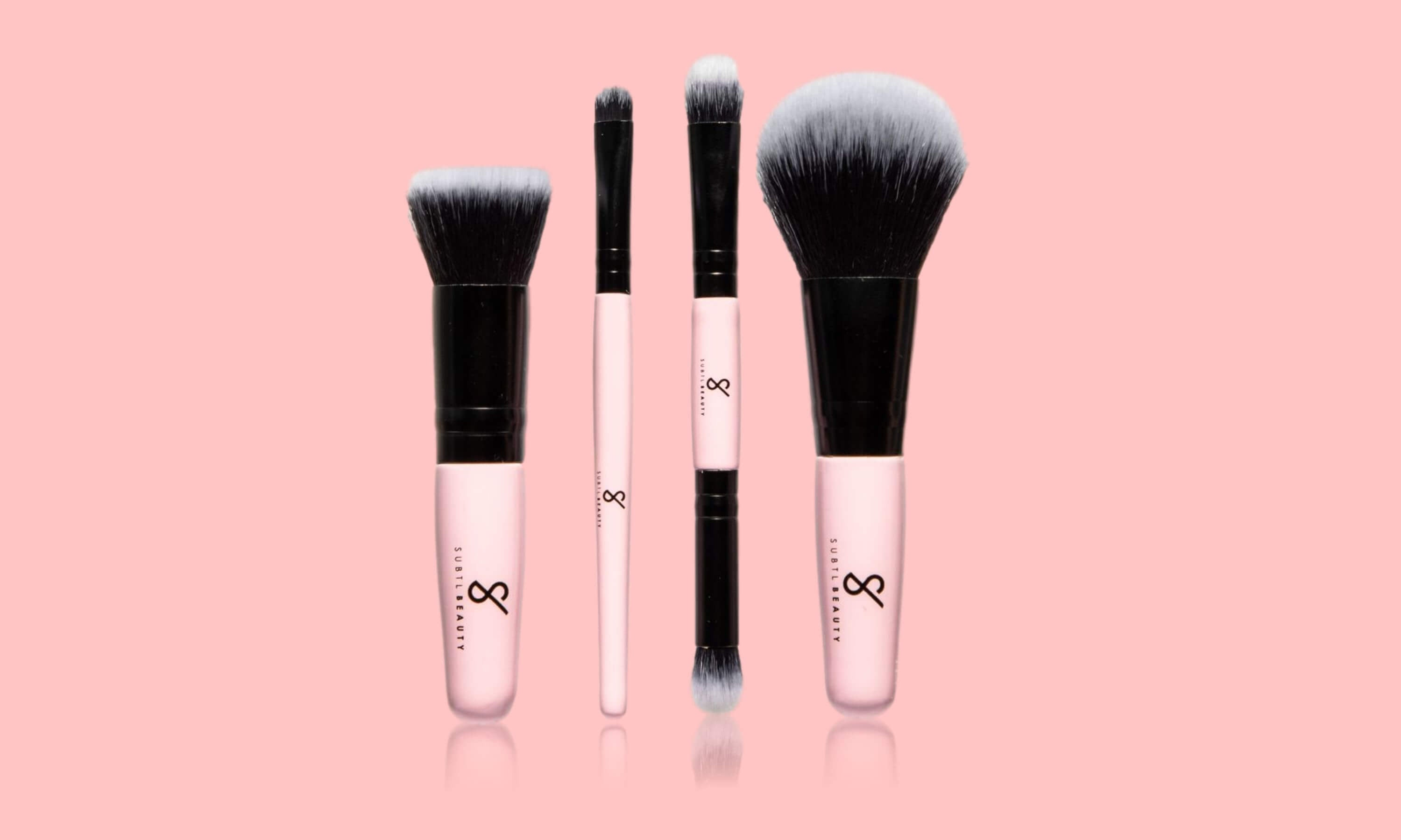 4-Piece Brush Set: It's All In The Details