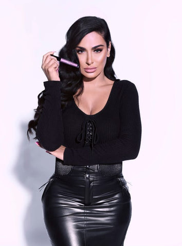 Founder of huda beauty, Huda kattan