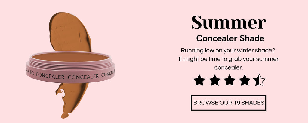 find your concealer shade on our concealer page
