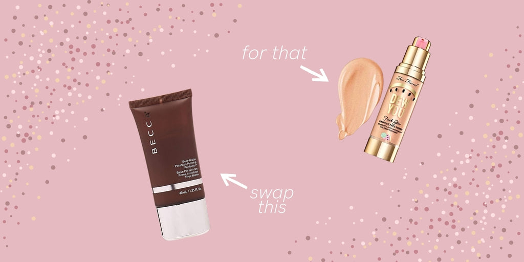 Ditch matte and grab dewy