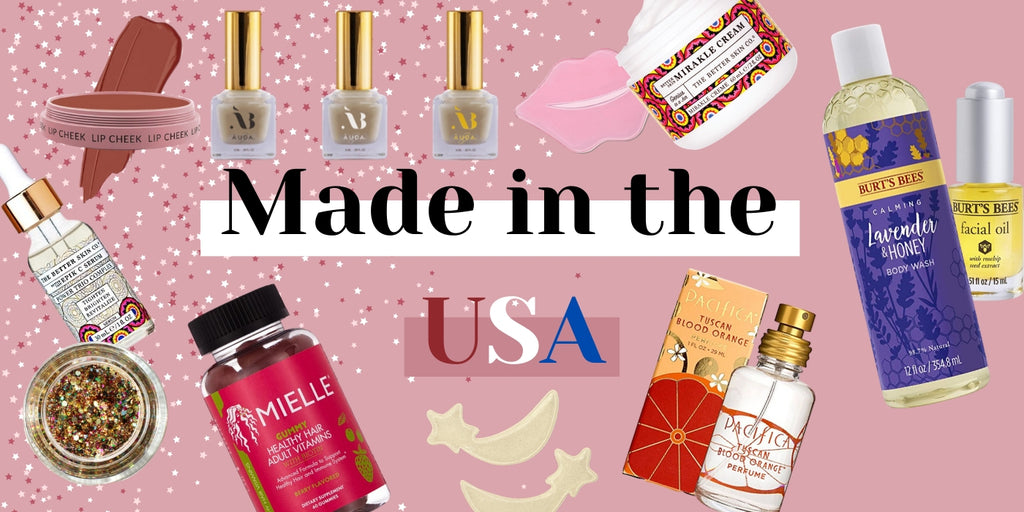 Must-Have Beauty that is Made in the USA